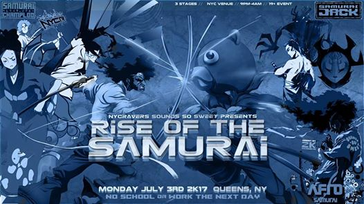 Rise of the Samurai : Independence Day Massive