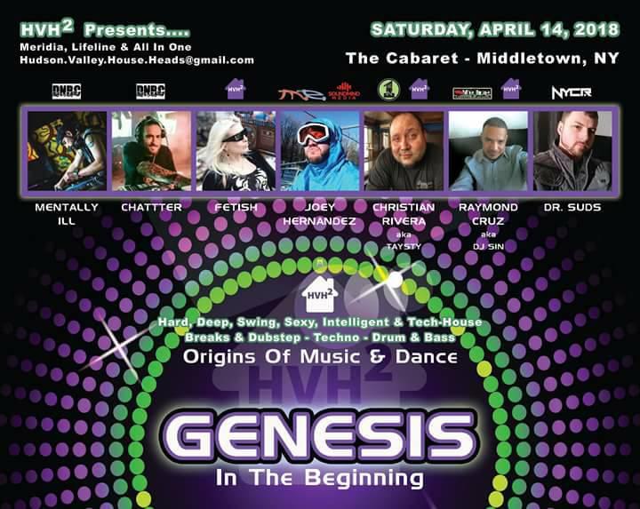 GENESIS: In The Beginning
